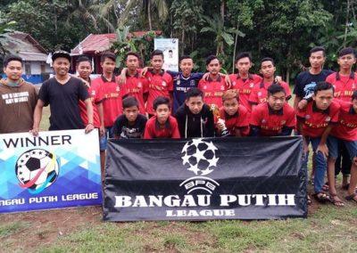 PORSID-U17 Juara Kompetisi Bangau Putih League